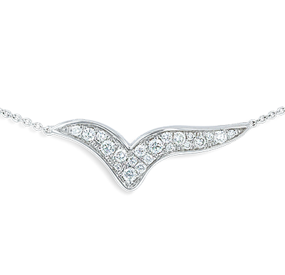 Collier Bird - 42341 - Bijoux Bonnet