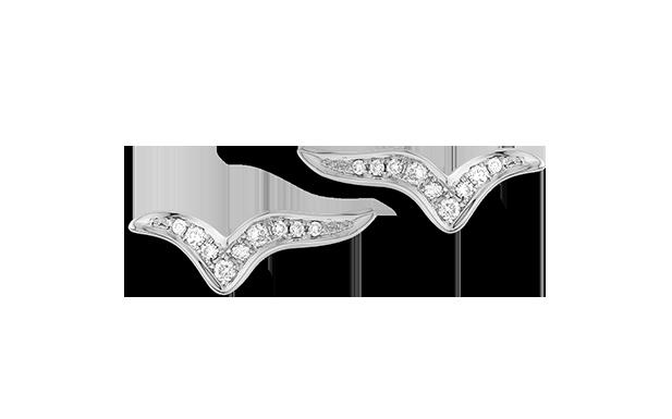 Boucles d'oreilles Bird