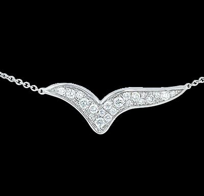 Bracelet serti or gris - 42349 Bijoux Bonnet