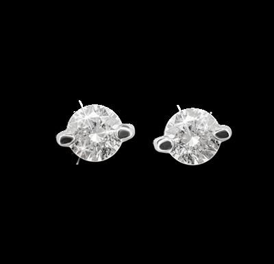 45241 Boucles d'oreilles Eternity - Bijoux Bonnet